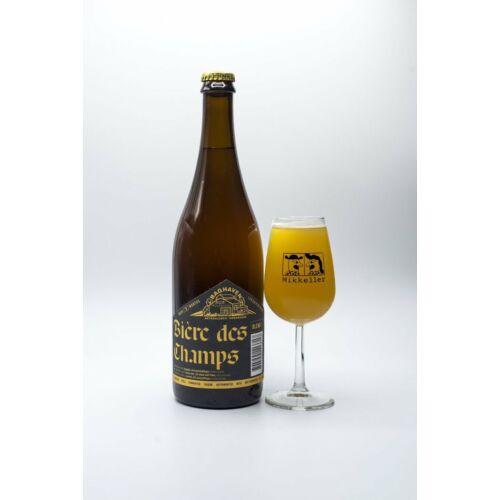 Bière des Champs Blend 2   Mikkeller Baghaven (DK)   0,75L - 7%