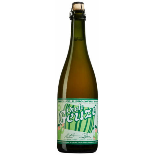 Oude Geuze White Vermouth Foeders | Boon (BE) / Mikkeller (DK) | 0,75L - 6,6%