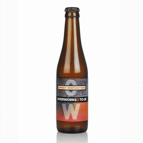 Sweet Disposition | Overworks / BrewDog (SCO) x To Øl (DK) | 0,33L - 4,9%