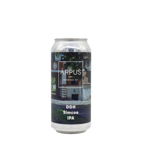 DDH Simcoe IPA | Arpus (LVA) | 0,44L - 7,2%