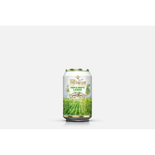 Triple Hop'd Lager   Bitburger (DE) / Sierra Nevada (USA)   0,33L - 5,8%