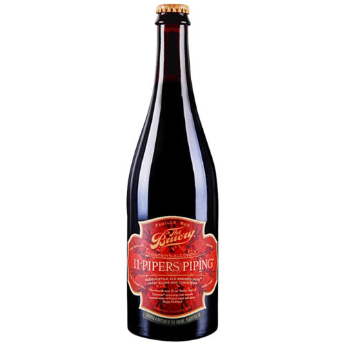 11 Pipers Piping   The Bruery (USA)   0,75L - 11%