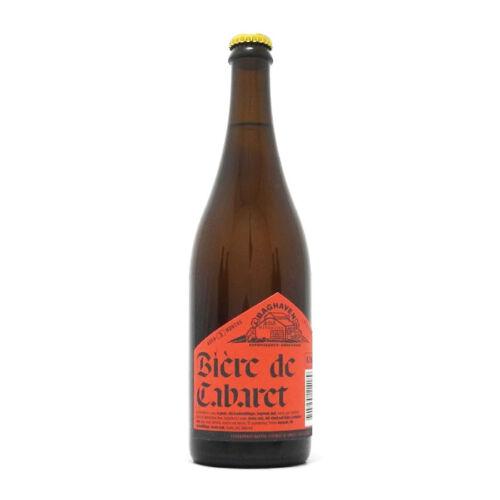 Biere De Cabaret (Blend 2)   Mikkeller Baghaven (DK)   0,75L - 4%