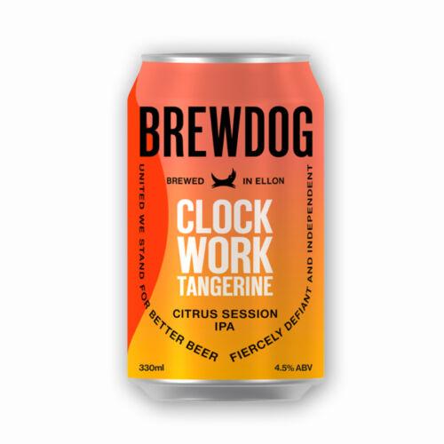 Clockwork Tangerine | BrewDog (SCO) | 0,33L - 6,5%