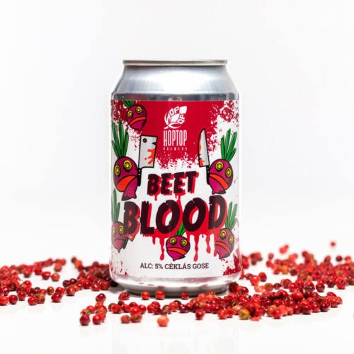 Beet Blood | HopTop (HU) | 0,33L - 5%