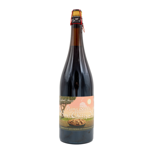 Mama Bear's Sour Cherry Pie (2017) | Crooked Stave (USA) | 0,75L - 7%