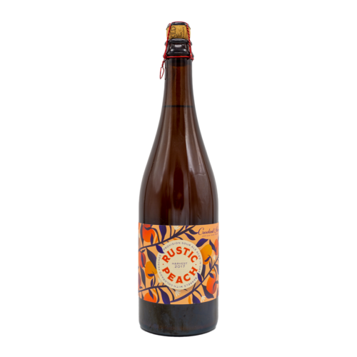 Rustic Peach (2017) | Crooked Stave (USA) | 0,75L - 6,5%