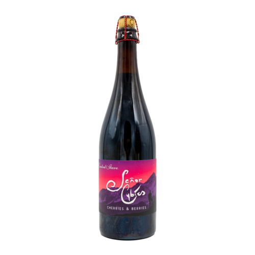 Señor Cybies Cherries And Berries   Crooked Stave (USA)   0,75L - 8,4%