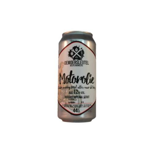 Motorolie | Moersleutel (NL) | 0,44L - 12%