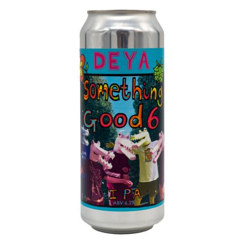 Something Good 6 | DEYA (ENG) | 0,5L - 6,2%