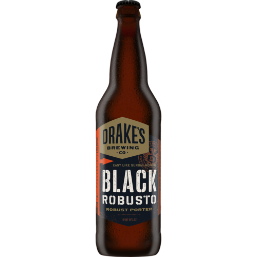 Black Robusto | Drakes (USA) | 0,65L - 6%