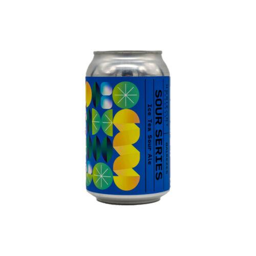 Sour Series - Ice Tea Sour Ale | Horizont (HU) / Balkezes (HU) | 0,33L - 4,2%