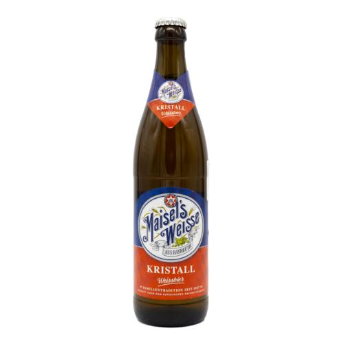 Maisels Weisse Kristall   Maisel (DE)   0,5L - 5%
