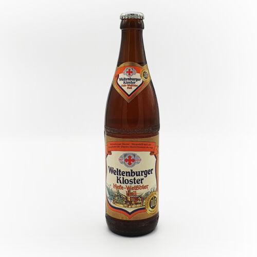 Weltenburger Hefe-Weißbier Hell   Weltenburg (DE)   0,5L - 5,4%