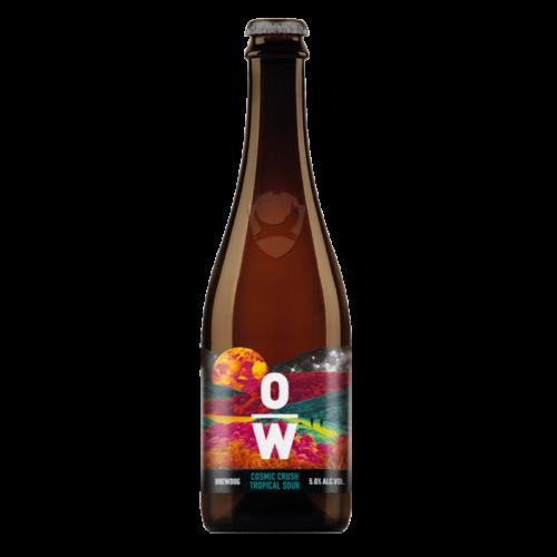 Cosmic Crush - Tropical | Overworks / BrewDog (SCO) | 0,5L - 5,6%