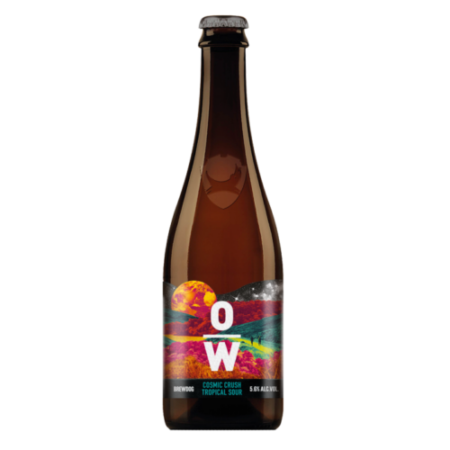 Cosmic Crush - Tropical | Overworks / BrewDog (SCO) | 0,5L - 5,6%