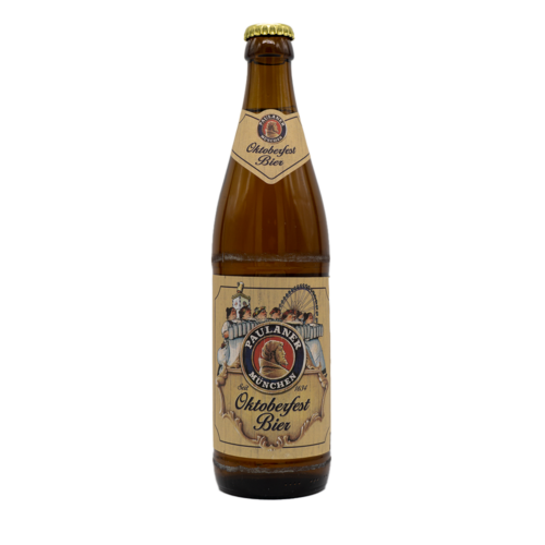 Paulaner Oktoberfest Bier | Paulaner Brauerei (DE) | 0,5L - 6%