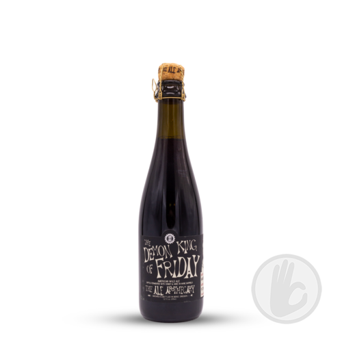 Demon King of Friday   The Ale Apothecary (USA)   0,375L - 9,12%