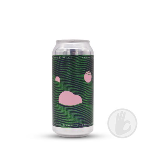 Candy Flip Watermelon   Brew Your Mind (HU)   0,44L - 7,6% (CSAK BUDAPESTI KISZÁLLÍTÁS!)