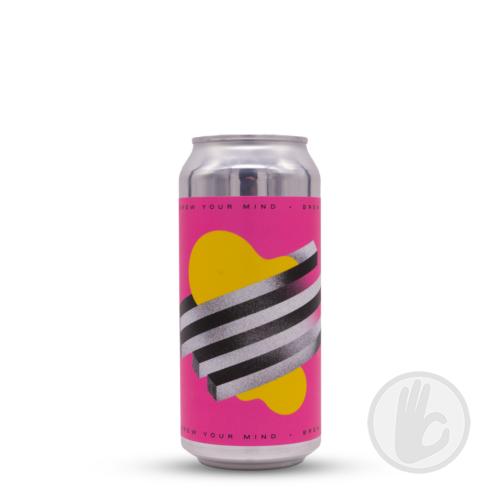 Yellow Haze | Brew Your Mind (HU) | 0,44L - 5,5% (CSAK BUDAPESTI KISZÁLLÍTÁS!)