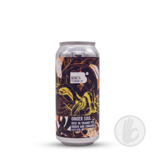 Ginger Soul | Bereta (RO) | 0,44L - 4,8%