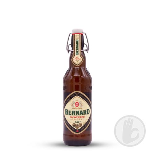 Sváteční Ležák   Bernard (CZ)   0,5L - 5%