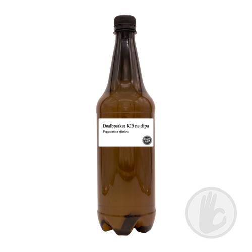 K15 CSAPOLT | Dealbreaker (HU) | 1L - 7,5%