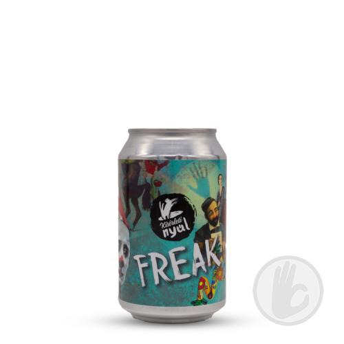 Freak   Fehér Nyúl (HU)   0,33L - 6,1%