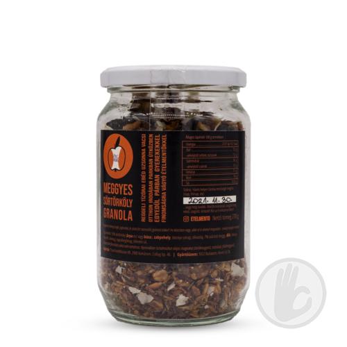 Meggyes Sörtörköly Granola | Ételmentő (HU) | 270g