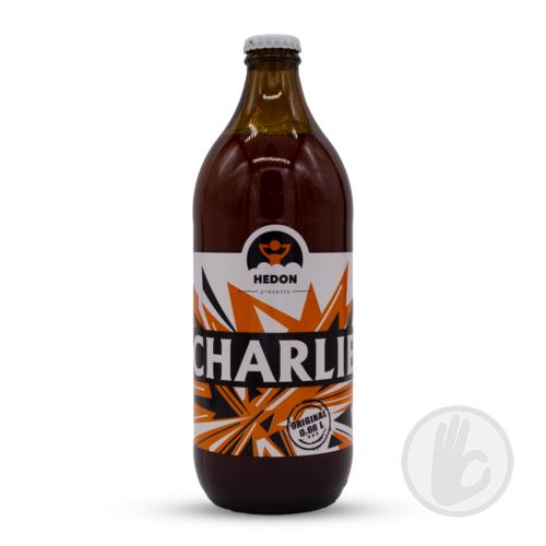 Charlie   Hedon (HU)   0,66L - 5,1%