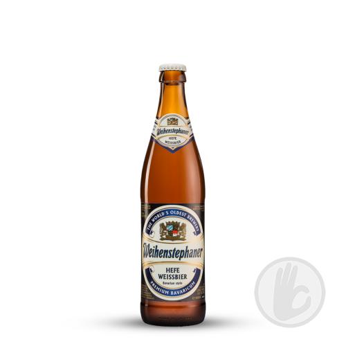 Weihenstephaner Hefeweissbier | Weihenstephan (DE) | 0,5L - 5,4%