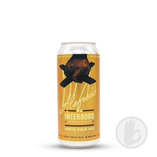 Alefredo | Interboro Spirits & Ales (USA) x Freddie Gibbs & The Alchemist  | 0,473L - 6,5%