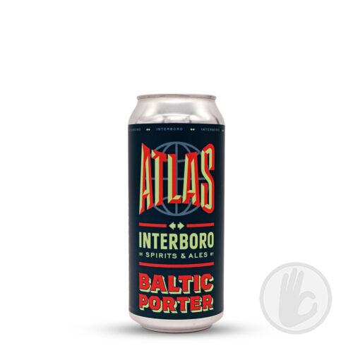 Atlas | Interboro Spirits & Ales (USA) | 0,473L - 10%