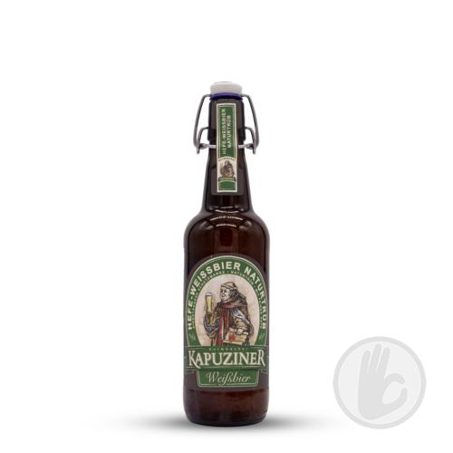 Kapuziner Weissbier   Kulmbacher (DE)   0,5L - 5,4%