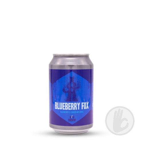 Blueberry Fox | Mead Scientist (HU) | 0,33L - 9,3%