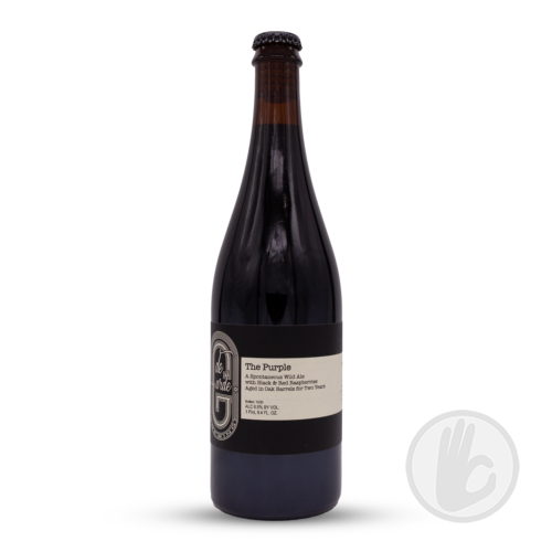 The Purple   de Garde Brewing (USA)   0,75L - 7%