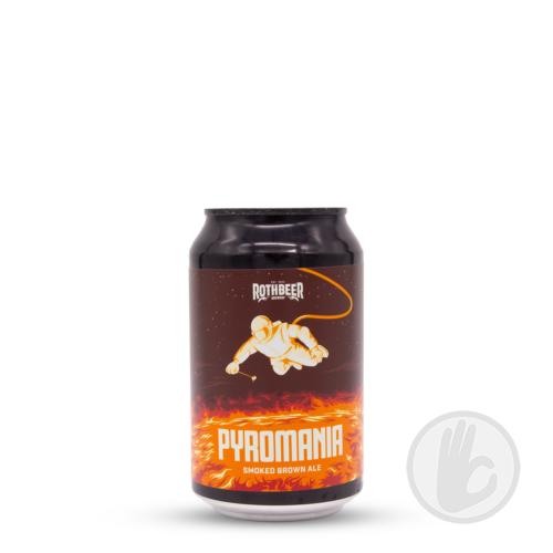 Pyromania   Rothbeer (HU)   0,33L - 7,5%