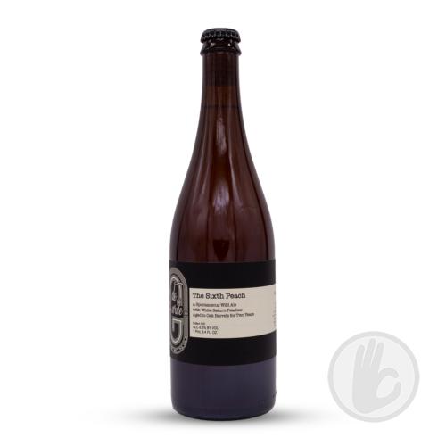 The Sixth Peach (9/20)   de Garde Brewing (USA)   0,75L - 6,5%