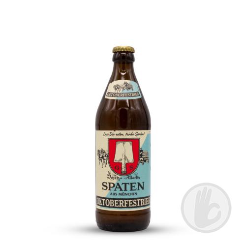 Spaten Oktoberfestbier   Spaten-Franziskaner-Löwenbräu-Gruppe (DE)   0,5L - 5,9%