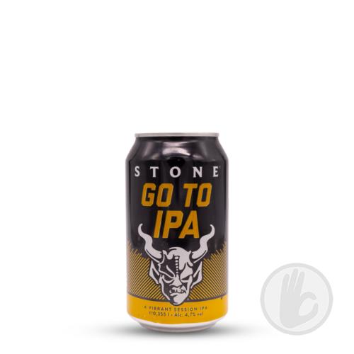 Go to IPA | Stone (USA) | 0,355L - 4,5%