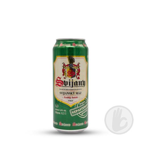 Svijanský Máz (dobozos) | Svijany (CZ) | 0,5L - 4,8%
