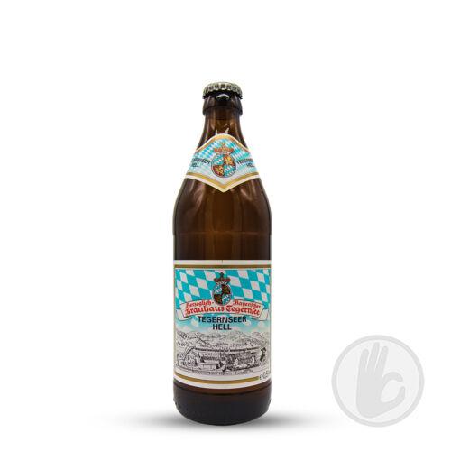 Tegernseer Hell | Herzoglich Bayerisches Brauhaus Tegernsee (DE) | 0,5L - 4,8%