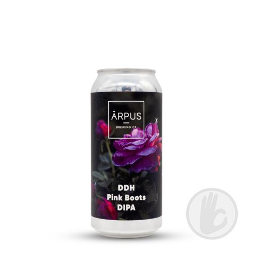 DDH Pink Boots DIPA   Arpus (LVA)   0,44L - 8%