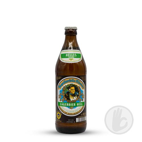 Lagerbier Hell   Augustiner (DE)   0,5L - 5,2%