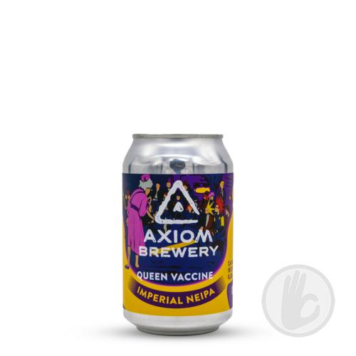 Queen Vaccine | Axiom (CZ) | 0,33L - 7,4%