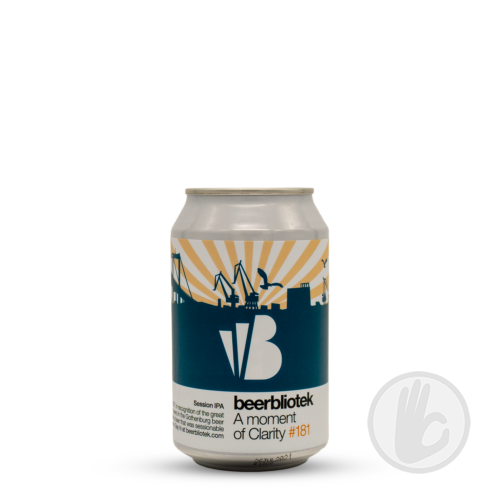 A Moment of Clarity | Beerbliotek (SWE) | 0,33L - 4,7%