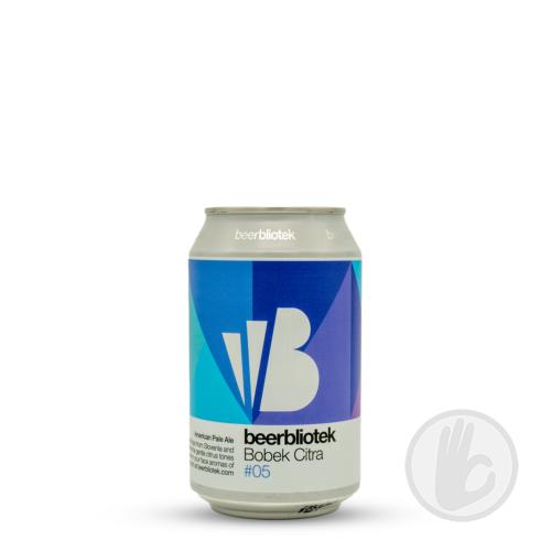Bobek Citra | Beerbliotek (SWE) | 0,33L - 5,5%