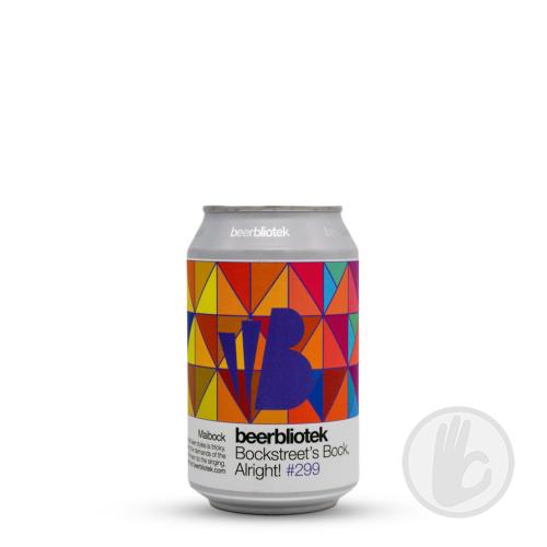 Bockstreet's Bock, Alright! | Beerbliotek (SWE) | 0,33L - 6,8%