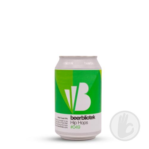 Hip Hops | Beerbliotek (SWE) | 0,33L - 6%