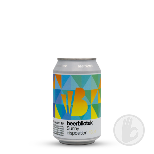 Sunny Disposition   Beerbliotek (SWE)   0,33L - 5,2%